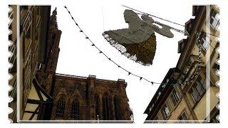 День после Рождества, Страсбург, декабрь 2016 - #игравгорода_ащ(Ролик про страсбургское Рождество уже был. Это - Страсбург на следующий день, 25 декабря... Немного оленей,..., 2016-12-26T10:41:45.000Z)