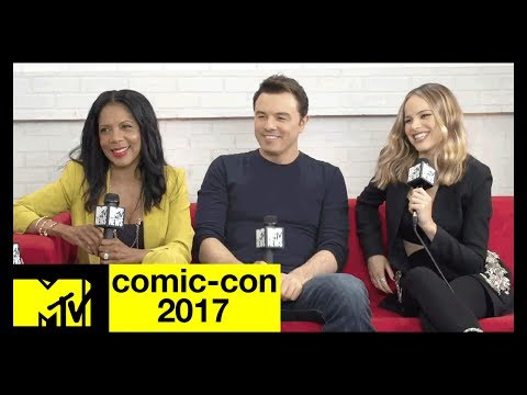 'The Orville' is a Dream Project for Seth MacFarlane  ComicCon 2017  MTV
