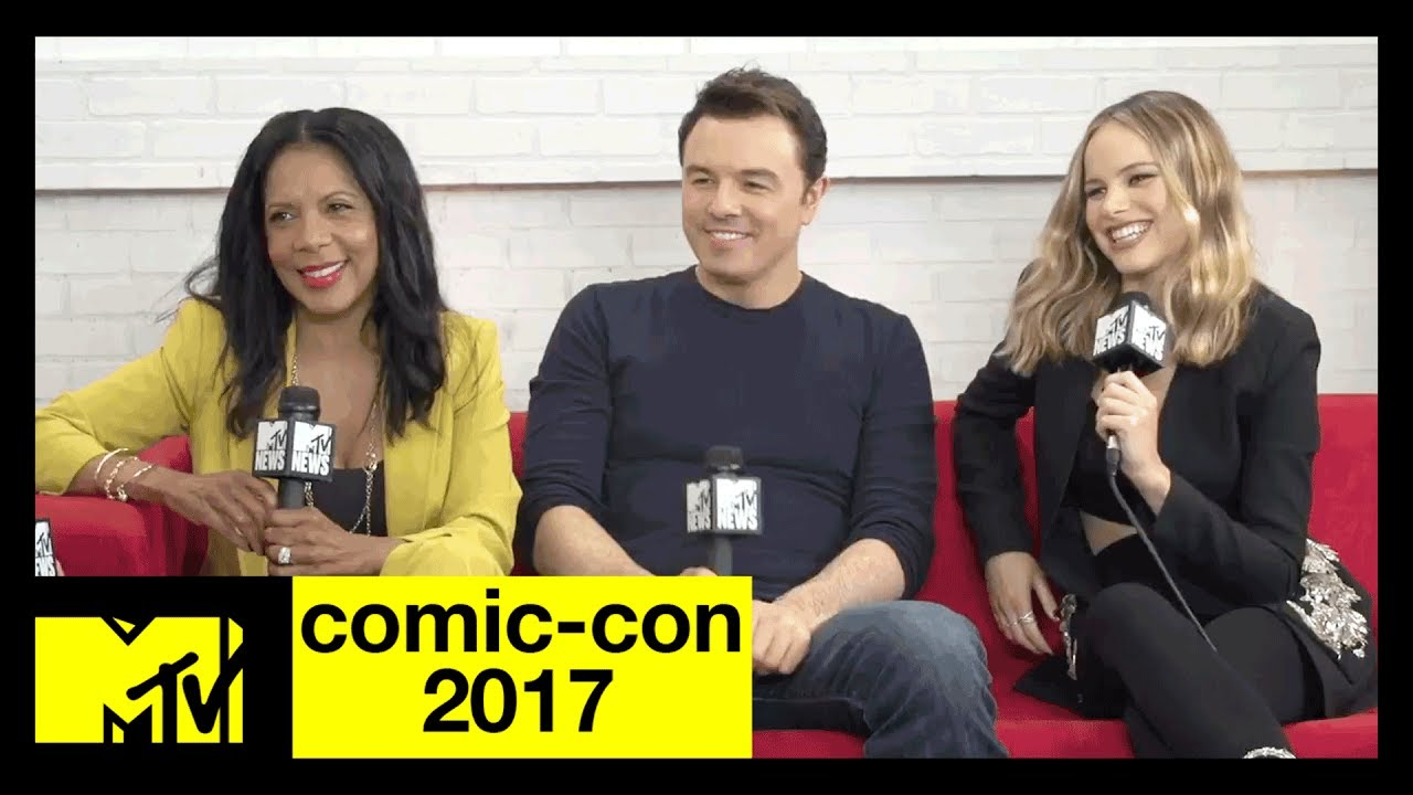 Download 'The Orville' is a Dream Project for Seth MacFarlane | Comic-Con 2017 | MTV