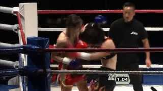 Joanna Jędrzejczyk vs. Satoko Sasaki