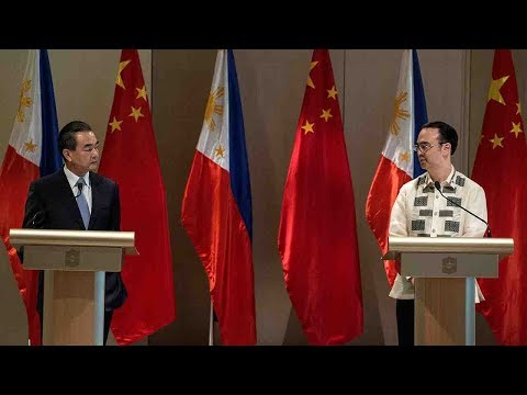 Wang Yi warns 'non-regional forces' not to interfere in South China Sea issues