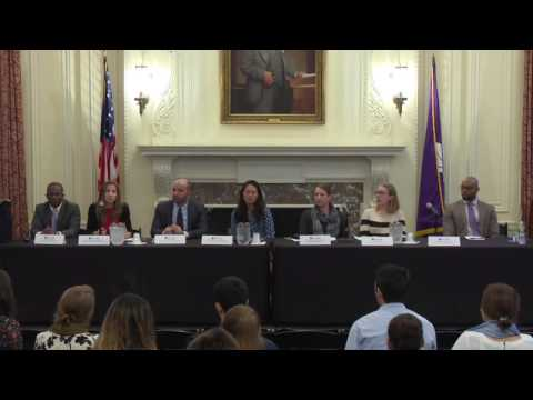 Global Positioning: NYU School of Law Opportunities Overseas