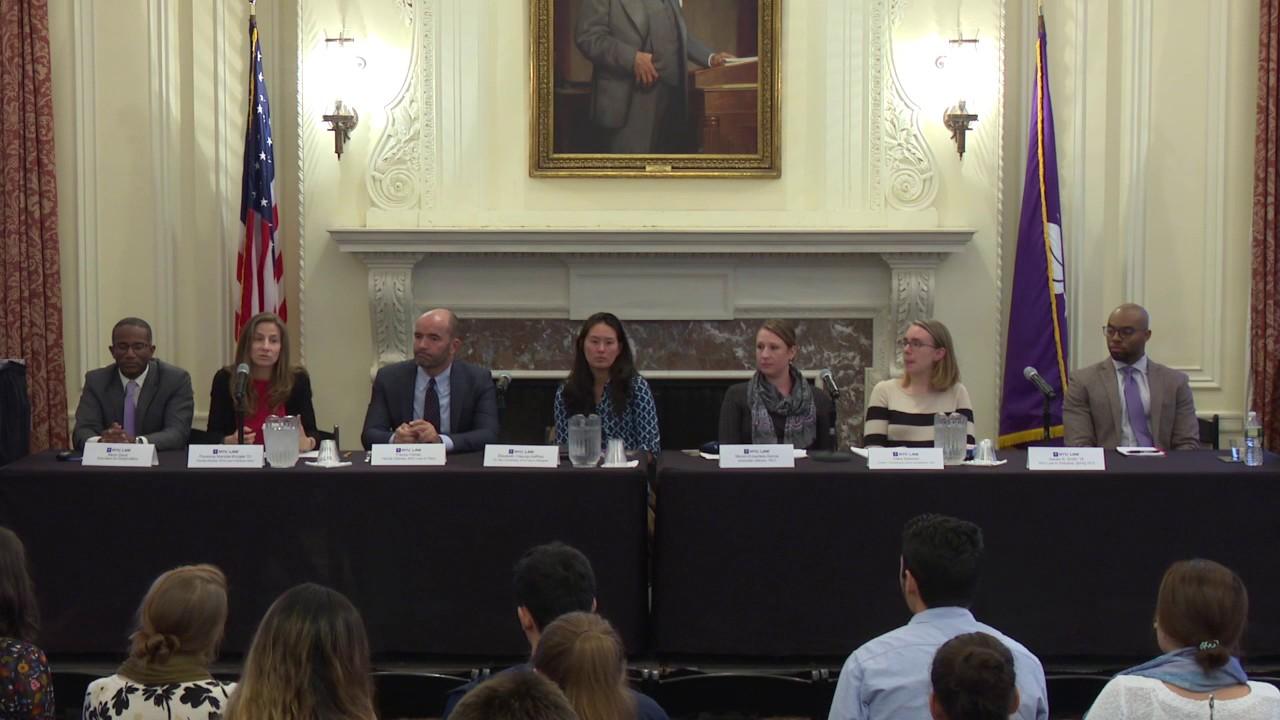 Global Positioning: NYU School of Law Opportunities Overseas