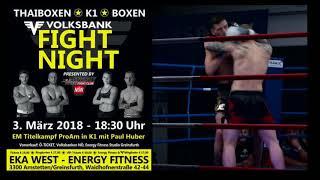 Fight Night im Energyfitness