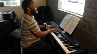 Cause I Love You-Lenny Williams Cover