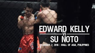 Edward Kelly vs Su Noto