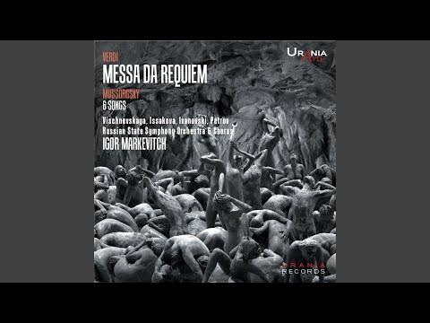 Messa da Requiem: IIj Dies irae Lacrymosa