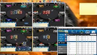 Cash vod nl100 6max poker part2. AgroBluffer. William Hill Poker. Покер гайд