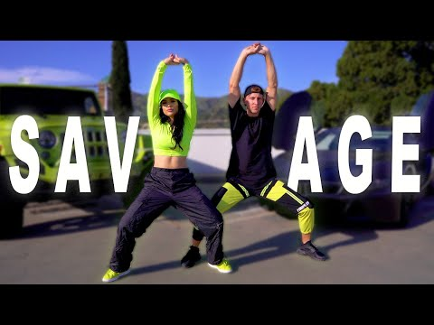 SAVAGE - Megan Thee Stallion & Beyonce (Maata Remix) Dance | Matt Steffanina