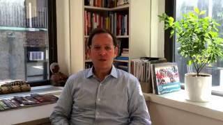 Robert Bank, AJWS incoming President, discusses his upbringing