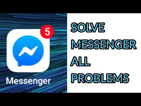 Facebook Messenger Not Working Problem Solved