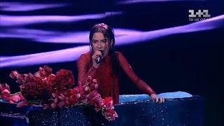 Нини Цнобиладзе – Creep – четвертьфинал – Голос страны 7 сезон