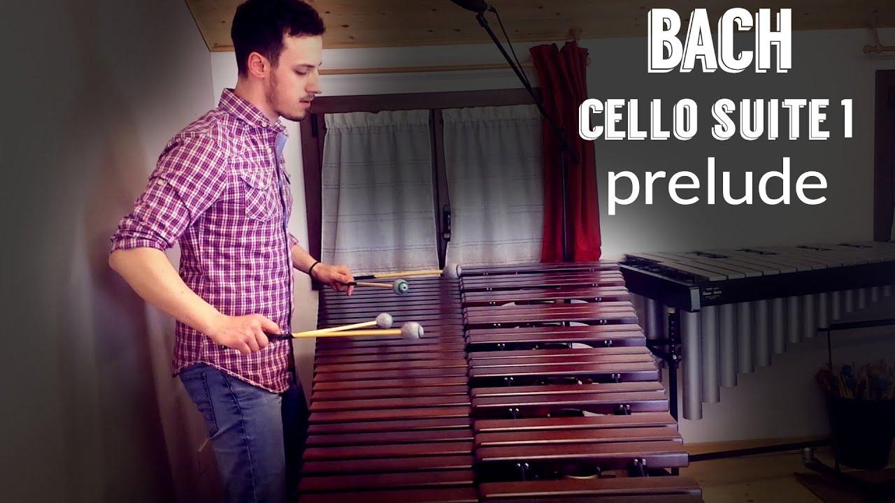 bach cello suite prelude pdf