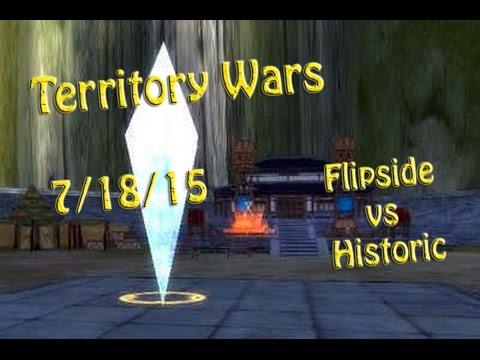 PWI - R9 Stormbringer Territory Wars 7/18/15 Flipside vs Historic