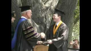 Harvey Mudd College Commencement 2004