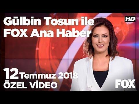 Adnan Oktar operasyonu büyüyor! 12 Temmuz 2018 Gülbin Tosun ile FOX Ana Haber