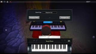 Ren'ai Circulation - Bakemonogatari 4 by: Satoru Kōsaki on a ROBLOX piano. [Revamped again]