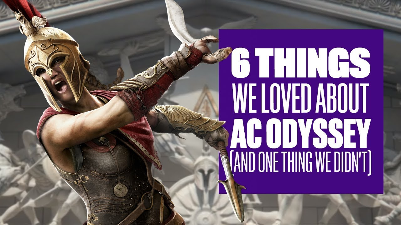 Assassin's Creed Odyssey physical sales down 25% on Origins