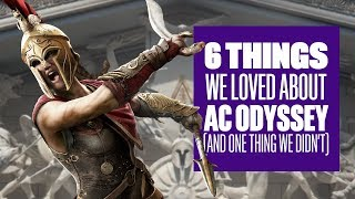 6 Things We Loved About Assassin's Creed Odyssey (And One Thing We Didn't)