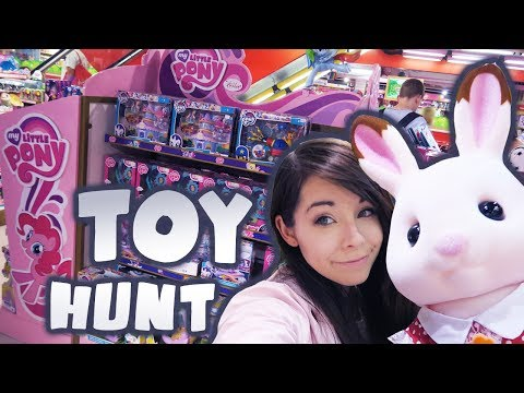 TOY HUNT In The WORLDS BIGGEST TOY STORE! | Alice LPS