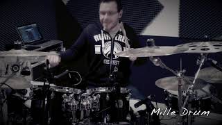 Keeping Me Alive - Jonathan Roy - Drum Cover by Mille Drum