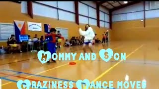 Me littleCook and mommy craziness dance moves Tiktok Dance compilation