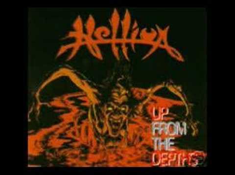 HELLION - Break The Spell (1983)