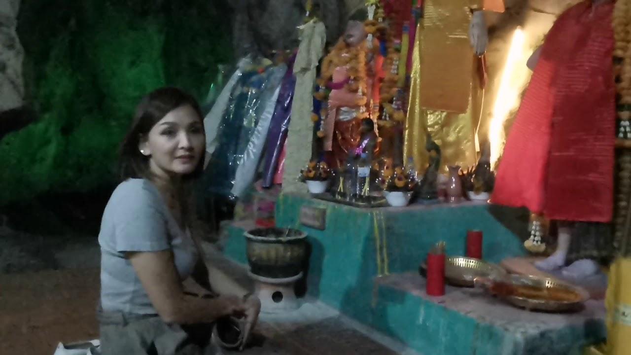 มาทำงานเลยแวะมาวัดเขาถ้ำทะลุ จ.ราชบุรี ตามลอยพญานาค ตำนานเมืองลับแล #อยากให้ทุกคนมา #ศักดิ์สิทธิ์มาก