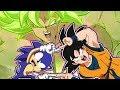 Sonic Meets Goku