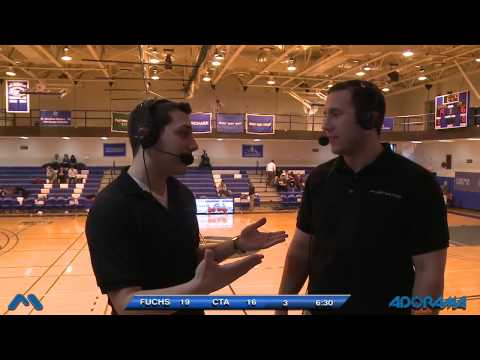 Sarachek 2013-Monday-Fuchs Mayhem VS Columbus Torah Academy Lions-Tier IV Championship