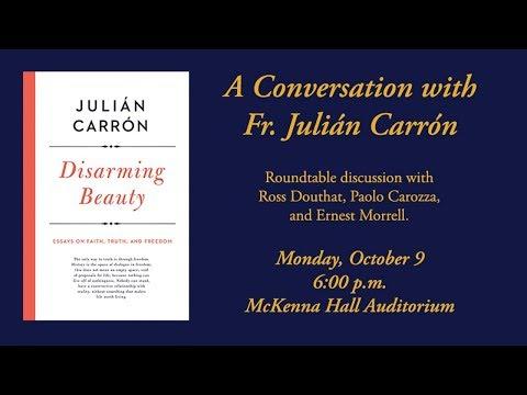 (r) A Conversation with Fr. Julián Carrón
