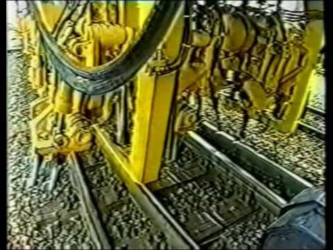 Современные путевые машины для выправки, подбивки и отделки железнодорожного пути 2002