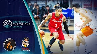 Promitheas Patras v Filou Oostende - Full Game - Basketball Champions League 2018-19