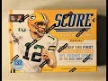 2018 Panini Score NFL Football trading cards. 1 autograph or memorabilia guaranteed.