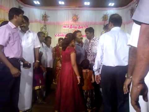 vadivelu daughters marriage - YouTube Vadivelu Daughter Kavya Marriage