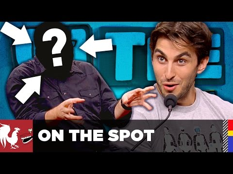 Who is Uncle Tickles? - On The Spot #48