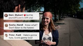 No Hate Speech #makelovegreatagain (english version)