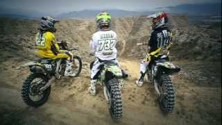 TEAM ROCKSTAR  BUD RACING KAWASAKI (2013 official)