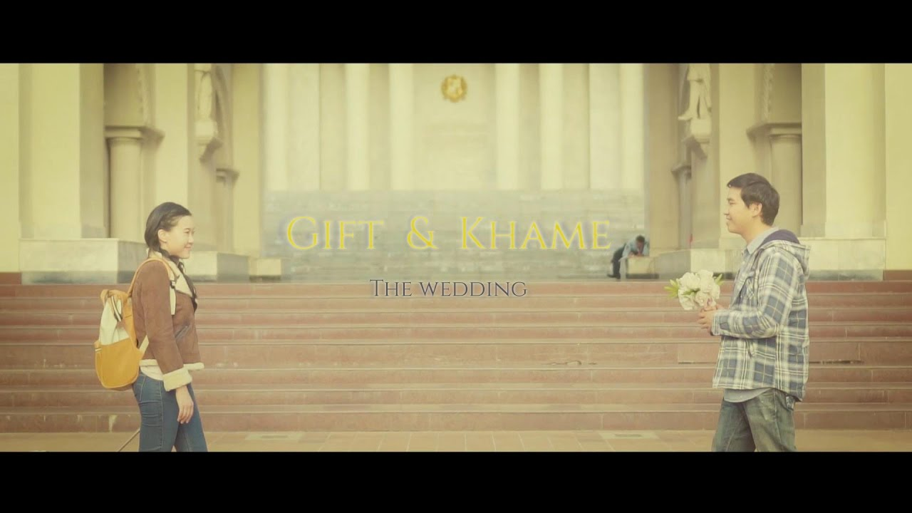 Wedding Short Film K Gift+Khame