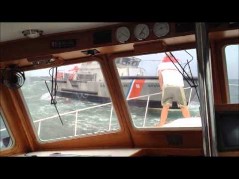 Offshore NJ Rescue July 20 2012