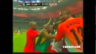 Cameroun 1-0 Brésil (Coupe des confédérations 2003)