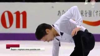Казахстанский фигурист стал призером чемпионата мира