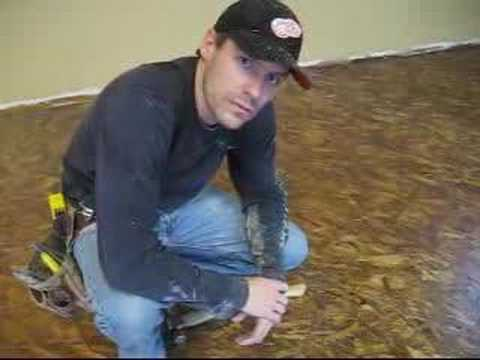 Flooring OSB   YouTube