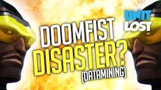 Overwatch - Doomfist Disaster? / Event_8? = Summer Games 2017? (Overwatch Datamining)