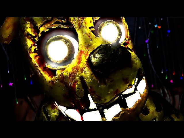 Five Nights at Freddys: Help Wanted - Part 3