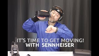 Want to try a FREE Sennheiser Wireless Headset?