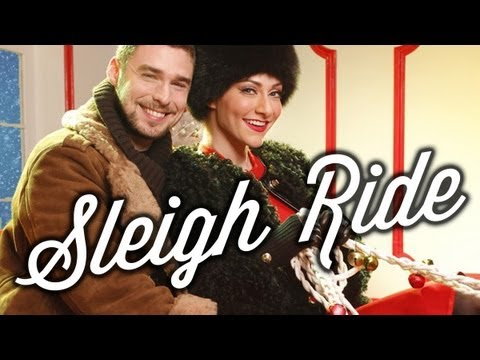 Karmin - Sleigh Ride Official Music Video