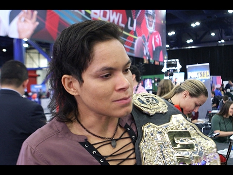 Amanda Nunes says she was hurt that everything was about Ronda Rousey ahead of UFC 207
