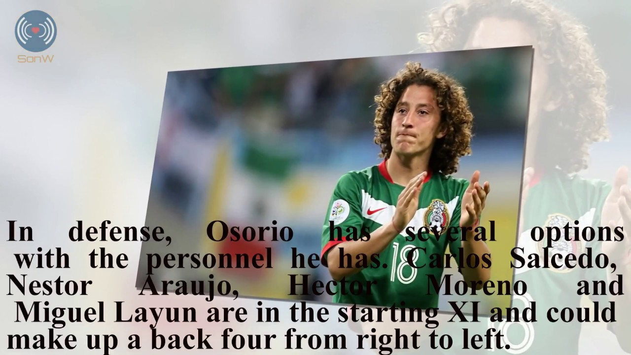 How will Mexico line up against Iceland?