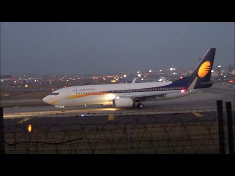 Early Morning Plane Spotting at Mumbai Airport. PART-1